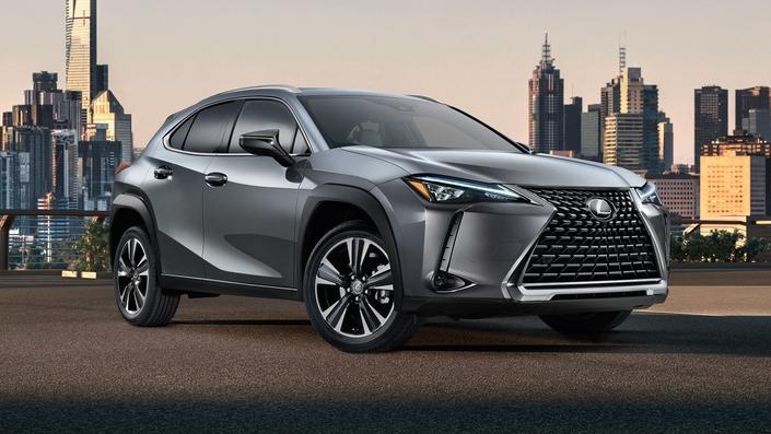 Le nouveau Lexus UX.