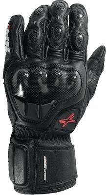 IXS Shorty: gant racing à manchette courte.
