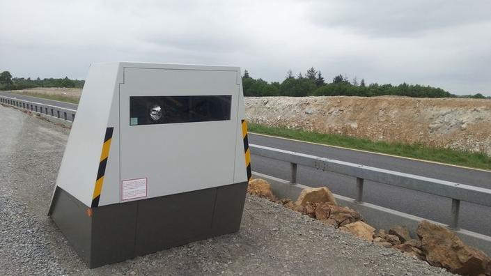 Radars automatiques: le nombre de PV s'envole, le top 10 des cabines qui flashent le plus