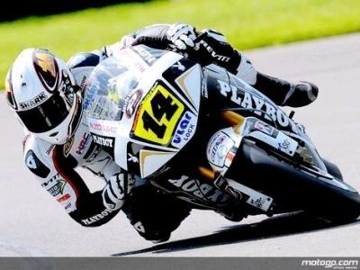 Moto GP - Honda: LCR espère avoir les moyens de garder Randy De Puniet