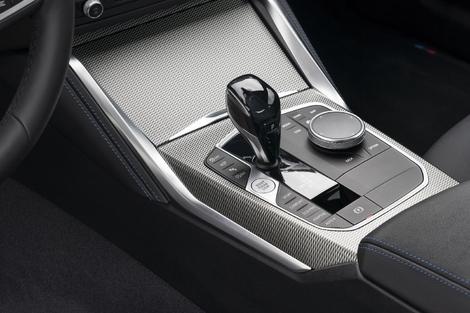 Wie alle Coupés der 2er-Reihe verfügt es über ein 8-Gang-Automatikgetriebe.