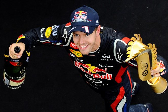 F1 Grand Prix de Corée : Vettel prend la tête