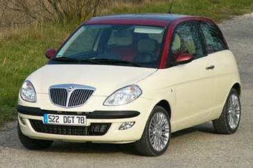 Essai - Lancia Ypsilon B-Colore : United Colors of Lancia
