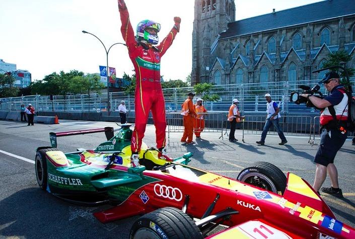 Formule E: Lucas di Grassi et Renault champions