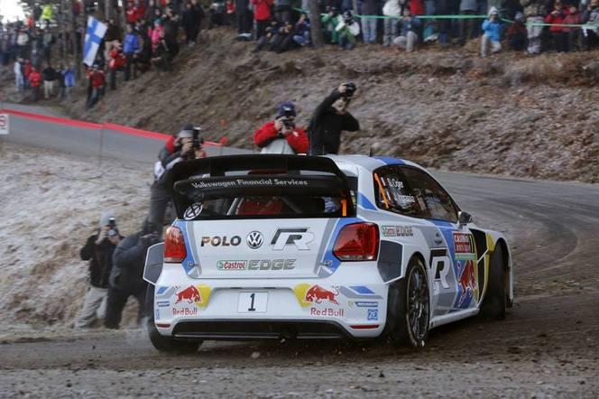 WRC Monte-Carlo 2014 - Jour 2 : Ogier reprend sa place