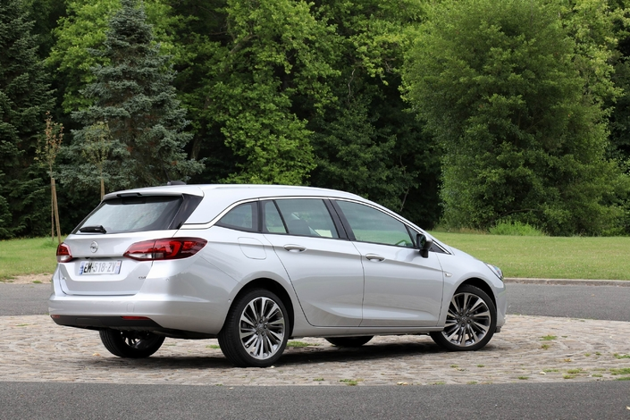 Essai – Opel Astra Sports Tourer 1.6 CDTI 110 (2017) : plus qu'une alternative