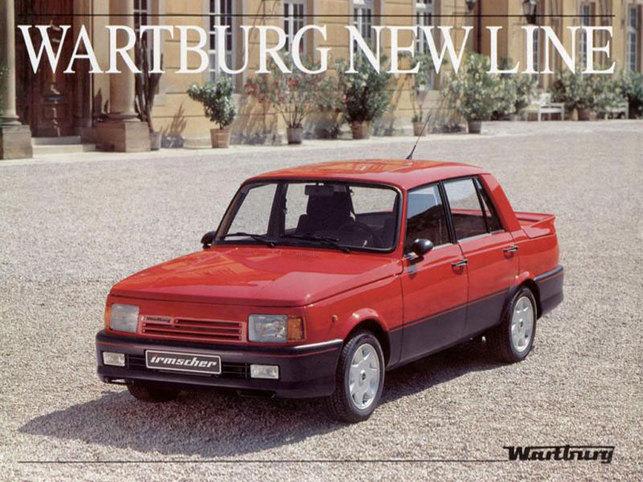 Wartburg, le Dacia d'Opel ?