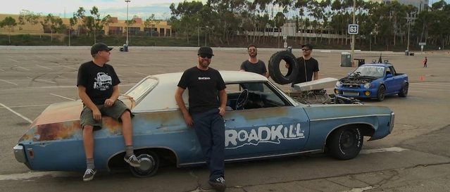 Quand RoadKill rencontre Mighty Car Mods