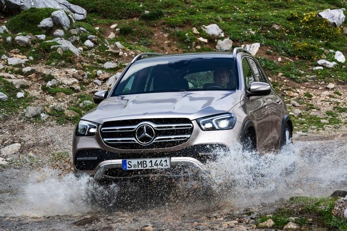 Mercedes croit en l'avenir du diesel sur les gros modèles. Le nouveau GLE pourra donc rouler au gazole.
