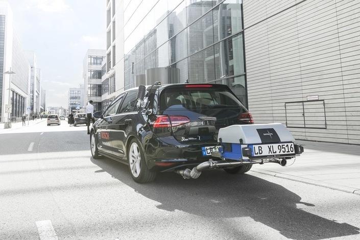 Bosch, par qui le scandale est arrivé, n'abdique pas et continue de travailler sur le diesel.