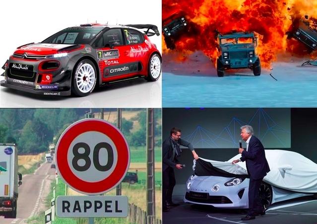 Les 10 événements automobiles dont vous allez parler en 2017