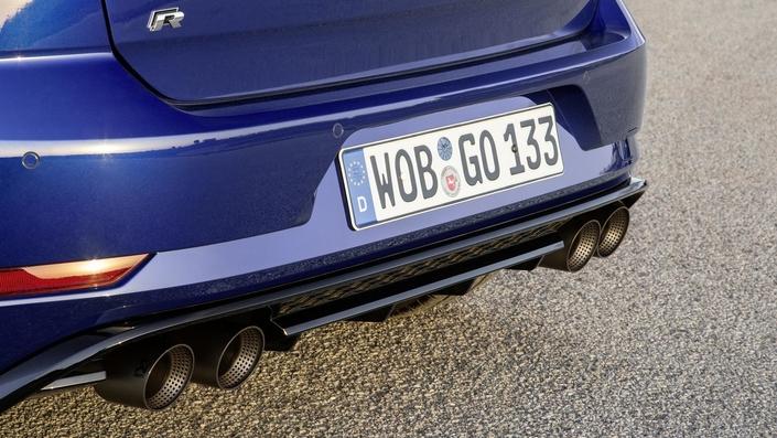 Volkswagen : la Golf R Performance en détail