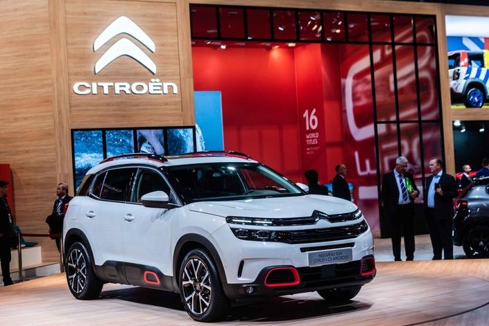 Mondial de Paris 2018 - Citroën ironise sur l'absence de Volkswagen ou Ford