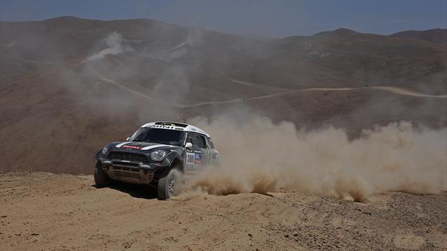 Dakar 2014 - ES 12 : Peterhansel prend la tête par surprise à la veille de l'arrivée !