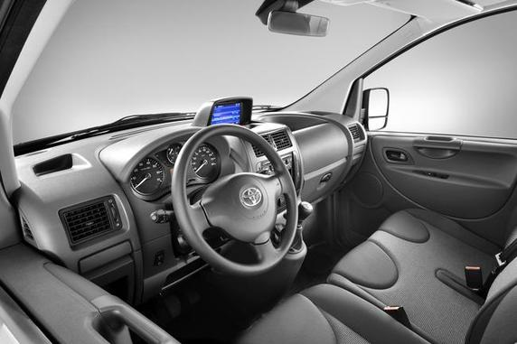 Nouveau Toyota Pro Ace: le reconnaissez-vous?