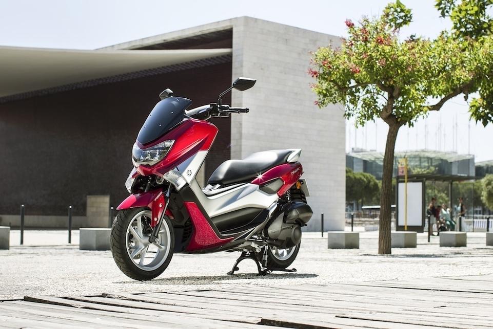 Essai Yamaha N-Max 125 : l'urbain par excellence