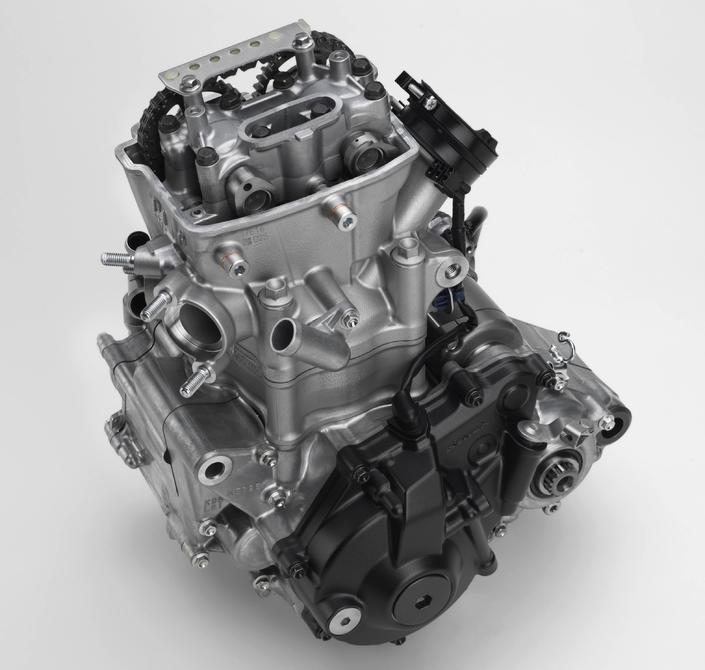 Honda CRF250 R 2018: tous les détails