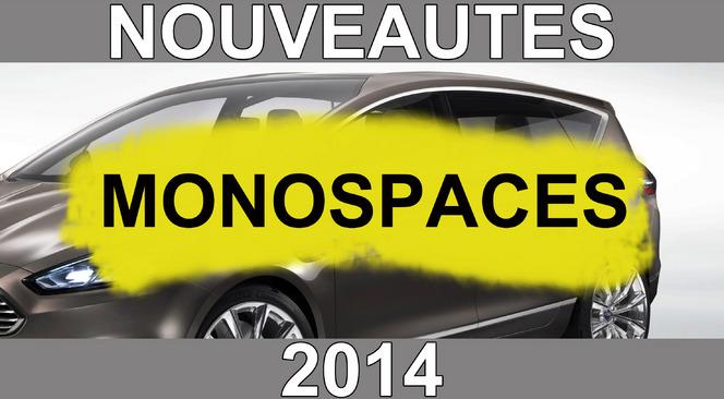 calendrier des nouveaut s 2014 monospaces bmw entre. Black Bedroom Furniture Sets. Home Design Ideas