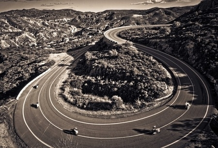 BMW Motorrad Test-Camp 2014: direction Almeria