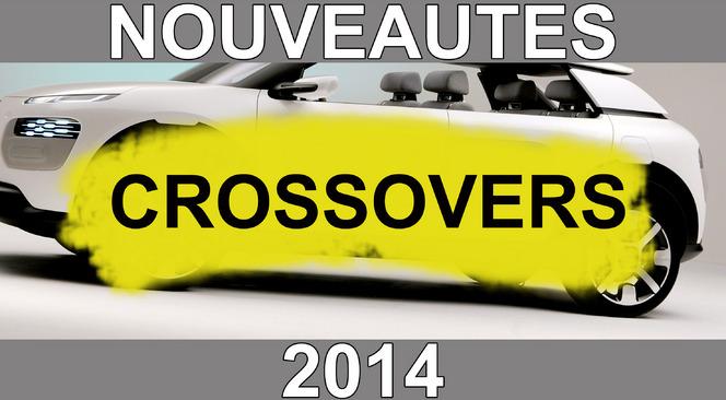Calendrier des nouveautés 2014 -  4x4, SUV, crossovers  : Citroën C4 Cactus, Mercedes GLA, Porsche Macan, les futures stars sont là !