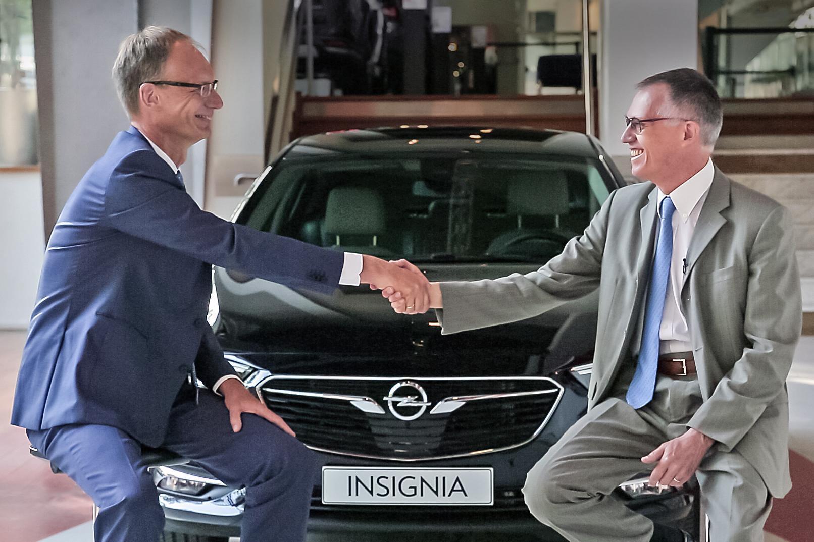 PSA boucle le rachat d'Opel auprès de General Motors