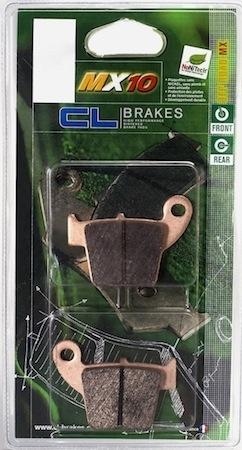 CL Brakes freine la KTM Freeride