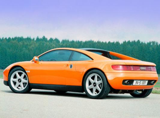 En direct du Mondial de l'auto 2010 : Audi Quattro Concept, deuxième essai