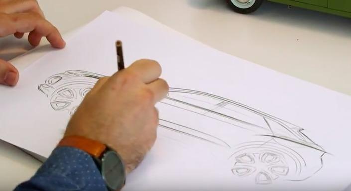 VolkswagenT-Roc: un nouveau teaseren montre plus