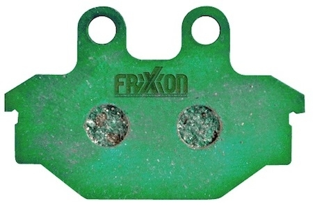 Frixion Green: plaquettes organiques pour petite cylindrée