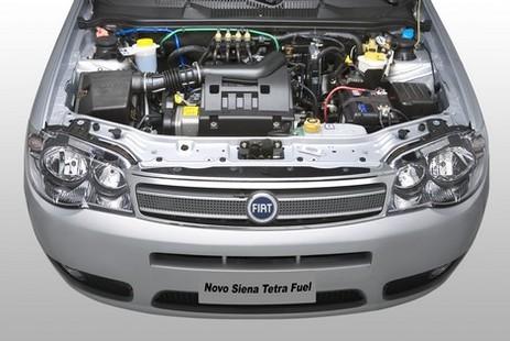 Fiat : la Novo Siena Tetra Fuel carbure au GNV. Elle a du succès !