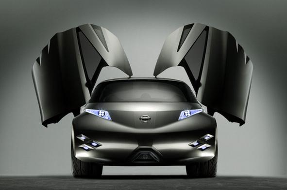 Salon de Francfort : zoom sur le concept Mixim de Nissan
