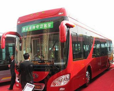Jeux Olympiques de Pékin : 50 bus électriques dotés de batteries Lithium-Ion pour assurer les navettes