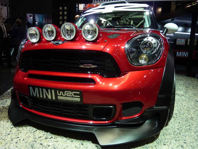 Mini WRC Cars Image