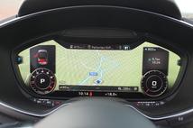 Le cockpit virtuel est disponible de série