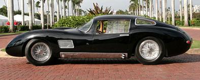 Future Maserati Spyder/Coupé. Le retour du 'Monstre' ?