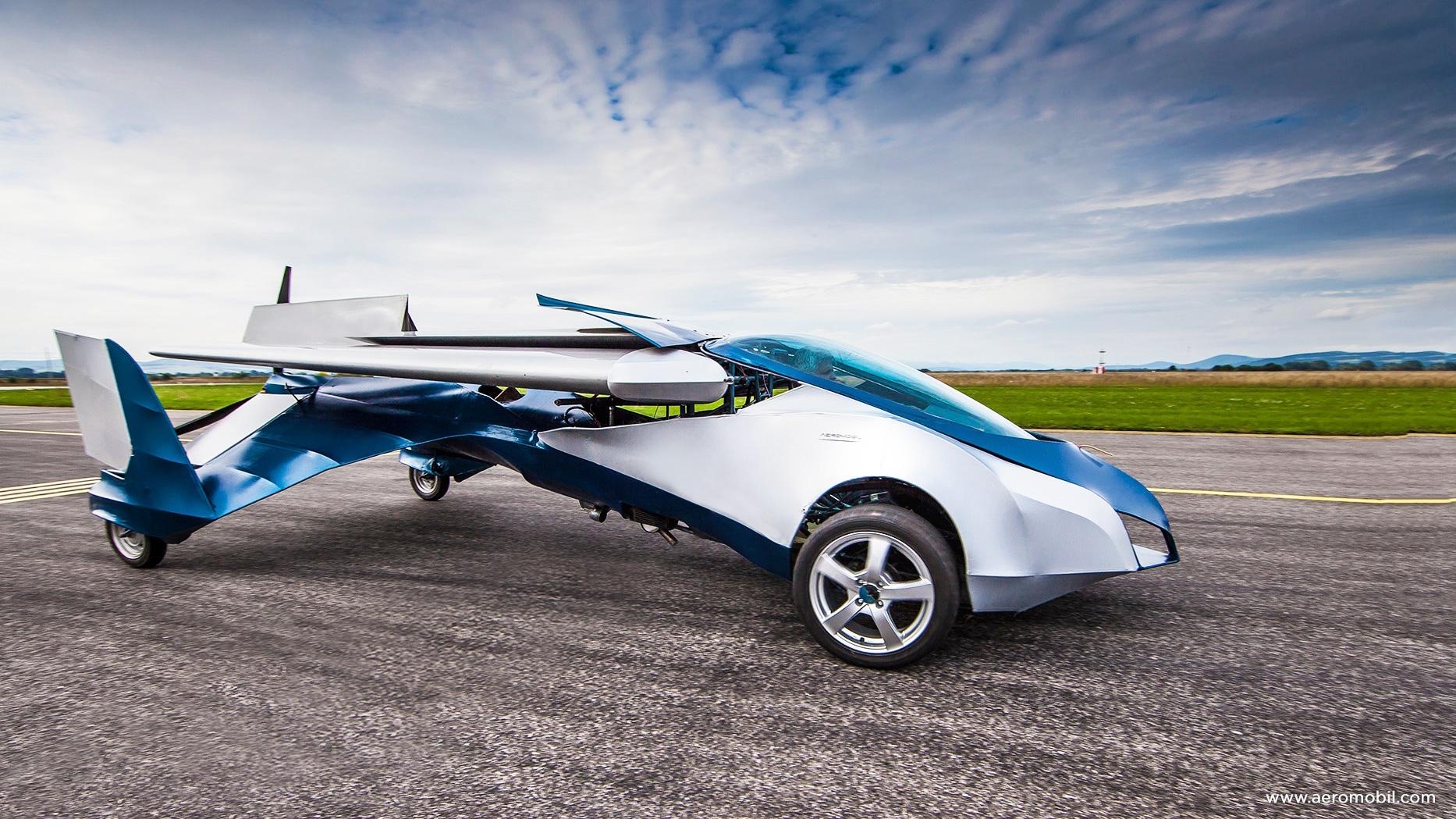 la voiture volante devient r alit. Black Bedroom Furniture Sets. Home Design Ideas