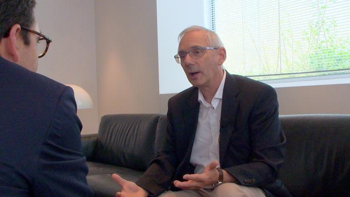 """Interview vidéo - Guillaume Devauchelle (Valeo) """"la voiture autonome est une révolution"""""""
