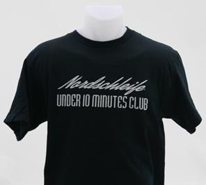 Fan de la Nordschleife ? Osez le tee-shirt ! Ou le bonnet ...