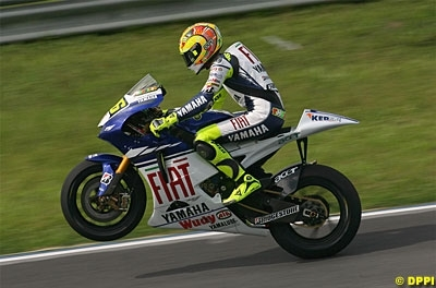 Moto GP - Test Sepang D.1: Rossi a repris son bien