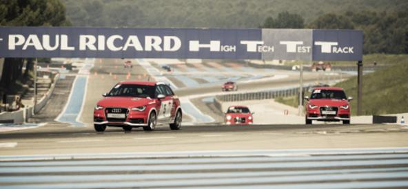 L'Audi Endurance Expérience fait ses 24h au Paul Ricard ce week-end