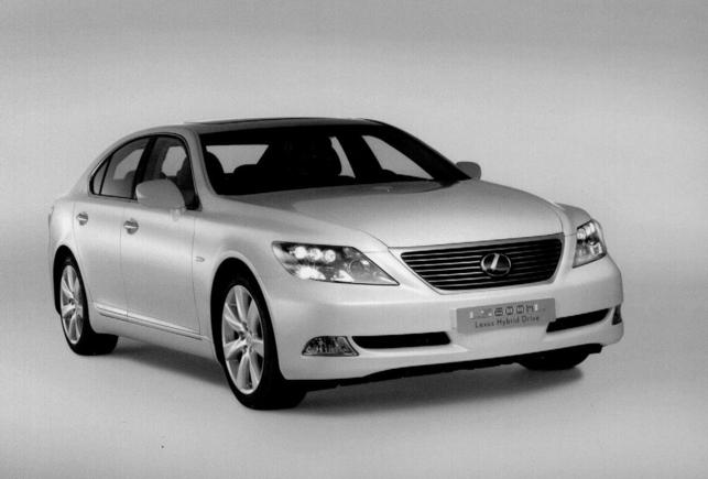 Salon de Francfort : Lexus sera au rendez-vous avec ses hybrides !