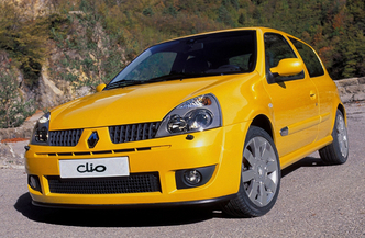 Clio 2 R.S. après restylage