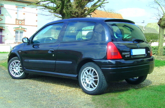 Clio 2 R.S. avant restylage