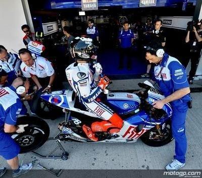 Moto GP - Yamaha: On est serein sur le choix que fera Lorenzo