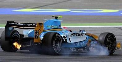 GP2 - Barcelone: Débuts réussis pour Nelson Panciatici