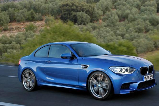 Future BMW M2 : comme ça ?