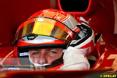 Formule 1 - Ferrari: La scuderia a un nouveau testeur, Michaël Schumacher !