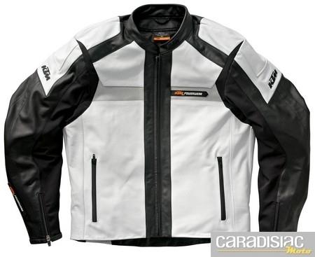 KTM Urban X Jacket : look inside.
