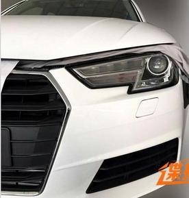 Surprise : la future Audi A4 ouvre un oeil