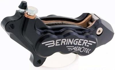 Beringer étrier 6 pistons sans platine: pour un freinage façon radial...